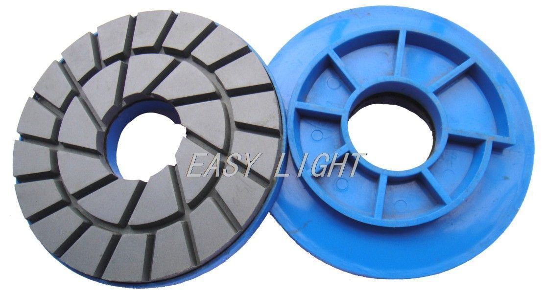 DIAMOND ABRASIVE WHEEL FOR EDGING AND CHAMFER